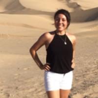 Pic of Brenda in the Desert.JPG